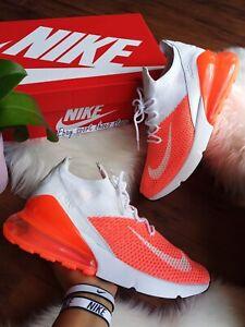 Nike Air Max 270 Flyknit Crimson PulseCrimson PulseTotal