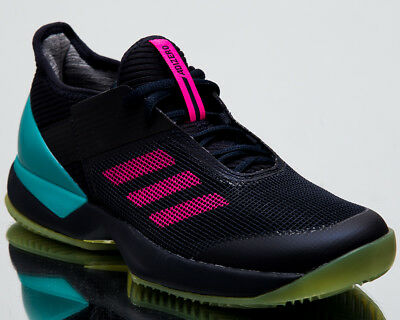 adidas Wmns adizero Ubersonic 3 Clay Women New Tennis Shoes Navy Pink AH2150 | eBay