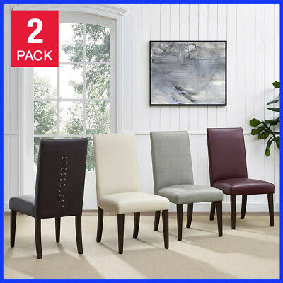 Peachy Pulaski Natalia Lace Back Dining Chair 2 Pack 4 Color Ebay Machost Co Dining Chair Design Ideas Machostcouk