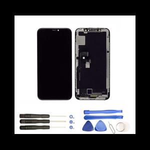Pantalla-Calidad-Original-para-iPhone-X-Tactil-LCD-Calidad-OLED-SOFT-Suave-Negra