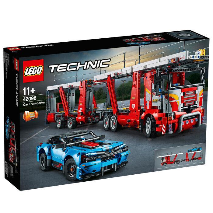 LEGO ®  Technic 42098 AUTO TRANSPORTER  connotazione di lusso low-key