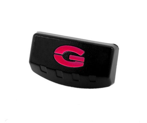 Casio G-Shock Piezas Repuesto Ersatzknopf-Vorderteil Negro para G-7900