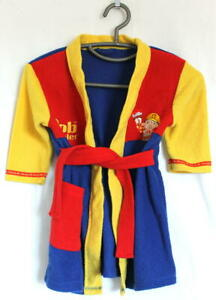 Mothercare-Boys-Dressing-Gown-Bob-The-Builder-Age-1-1-2-2-Years