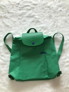 France Made Longchamp Le Pliage Club Collection Backpack Bag ...