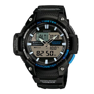 Casio-SGW450H-1A-Altimeter-Barometer-Thermometer-Resin-Watch-5-Alarms-NEW