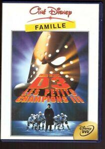 les-petits-champion-3-DVD-DISNEY-RARE