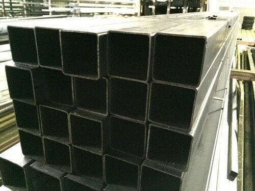Quadratrohr Stahlrohr Hohlprofil Stahl Vierkantrohr verschiedene Größen