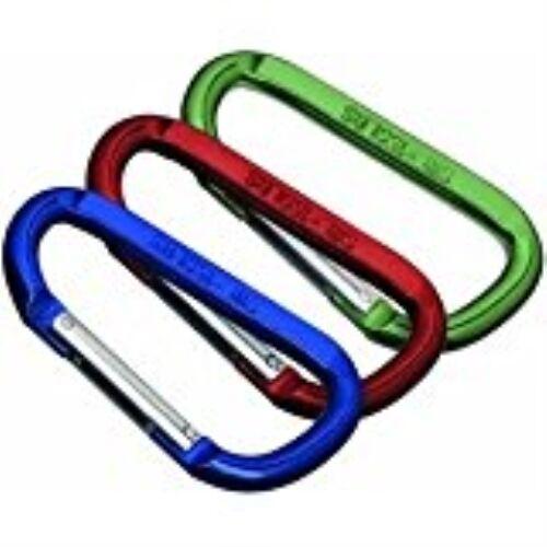 Stanley National N276-667 Mfg. Interlocking Spring Snaps Pack of 1