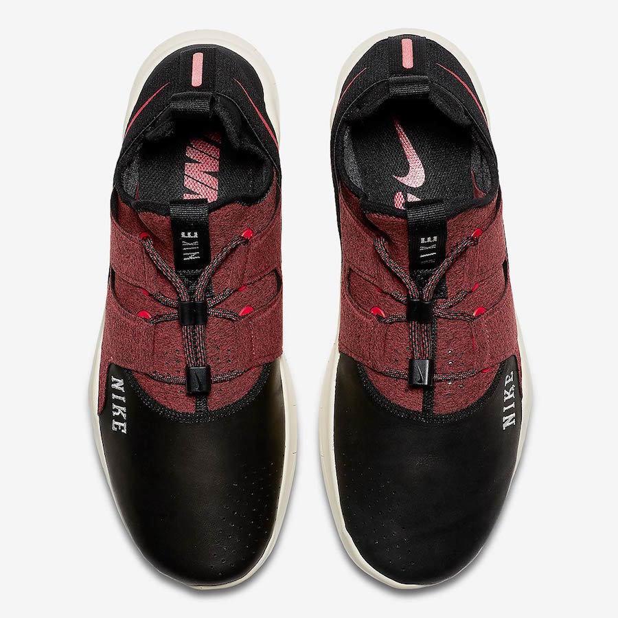 Nike Free RN CMTR 2018 Varsity New Men's AH6727 006 Black Running shoes