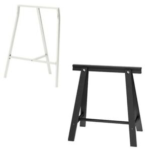 Ikea Oddvald Lerberg Tischbock Tischbein Bein Bock Tischbeine