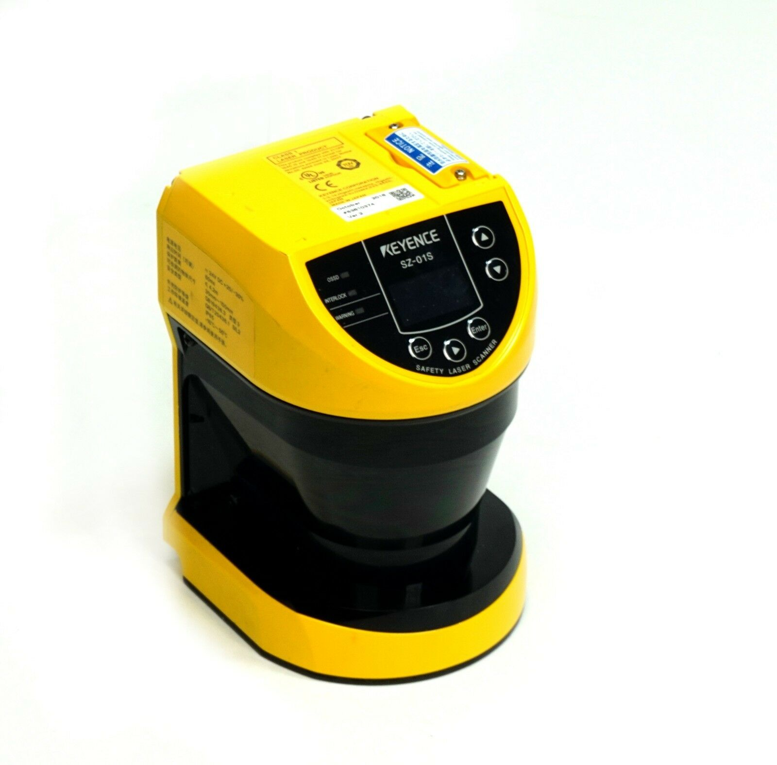 Keyence, Safety Laser Scanner