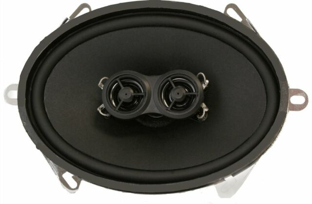 "Open Box Triax™ Deluxe Dash Speaker 5/"" x 7/"""