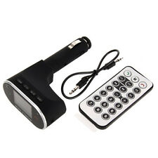 Bluetooth FM Transmitter MMC MP3 Player Car Kit for iPhone iPod Android Phone LG