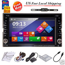 2-Din HD Touch Screen in Dash Car DVD Player Radio/stereo/audio/Video/GPS Navi