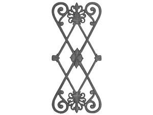 CAST-IRON-RAILING-PANEL-DOUBLE-FACED-685