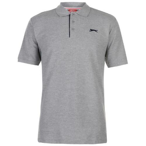 Slazenger Polohemd Poloshirt Polo Shirt Hemd Herren Kurzarm Tshirt T-shirt 33