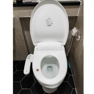 Awesome Details About Novita Bd N431 Waterproof Digital Bidet Electric Toilet Seat Wc Dryer 220V Uwap Interior Chair Design Uwaporg