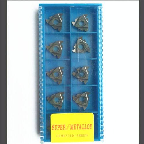 10pcs 16ER AG60 SMX35 High quality Carbide Threading Inserts