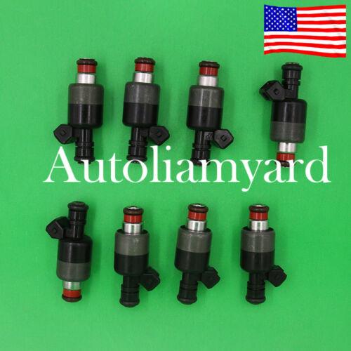 8 pcs Genuine OEM Fuel Injector 17095004 1994-1997 GM 5.7L 17121068 832-11133