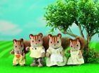 Sylvanian Families Walnut Squirrel Family 787718756251