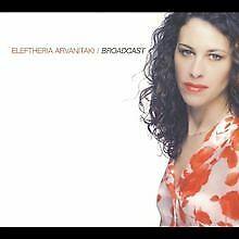 Broadcast-von-Arvanitaki-Eleftheria-CD-Zustand-sehr-gut