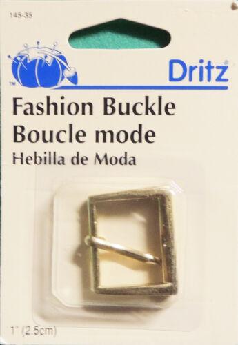 "Prym-Dritz #145-35 Fashion Buckle 1/"" Belts /& Decorative Accents Bags /& Totes 1"