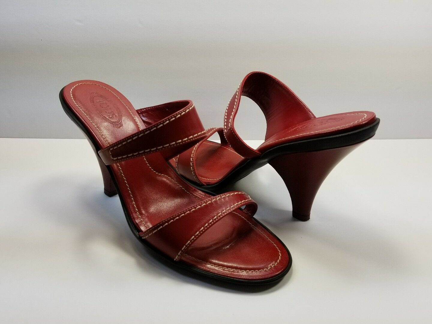 TOD'S Women's Res Strappy Sandals - Size 10