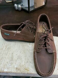 Eastland Women's Falmouth Boat Shoes US Size 8.5m Brown