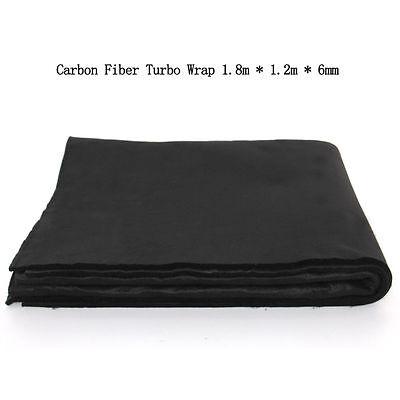 "Welding Blanket plumbing shield heat molten slag fiber cloth carbon 6'X4' X1/4"""