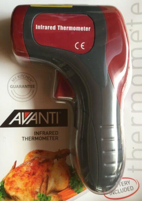 Avanti - Infrared Digital BBQ Thermometer $74.99 (Free Postage)