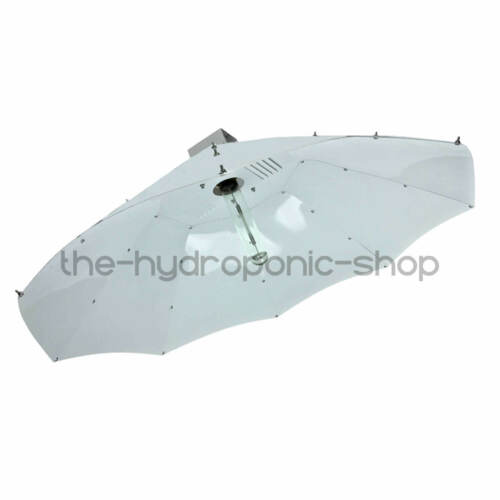 Large Grow Light Parabolic Shade Reflector 100cm Hydroponics