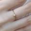 Elegant-Pearl-Rings-Yellow-Gold-Filled-Fashion-Women-Engagement-Wedding-Jewelry thumbnail 1
