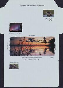 #UC65 60c Voyageurs Nacional Parque, Nunca con Pliegue, Timbre Nh