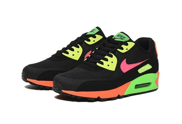 NIKE TOKYO NEON COLLECTION NIKE AIR MAX 90 NEON CI2290-064 US 7.5 JAPAN Airmax
