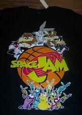 WB LOONEY TUNES SPACE JAM TAZ  Bugs Bunny SYLVESTER Aliens T-Shirt 2XL XXL NEW