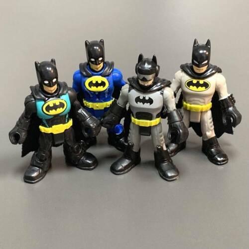 Mixed Sets Of Imaginext DC Super Friends Greeen Lanter Batman Heroes Figure Toy
