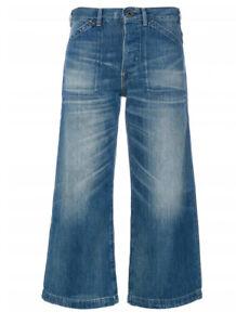 Ralph Lauren polo denim culottes size 25 NWT 198.00