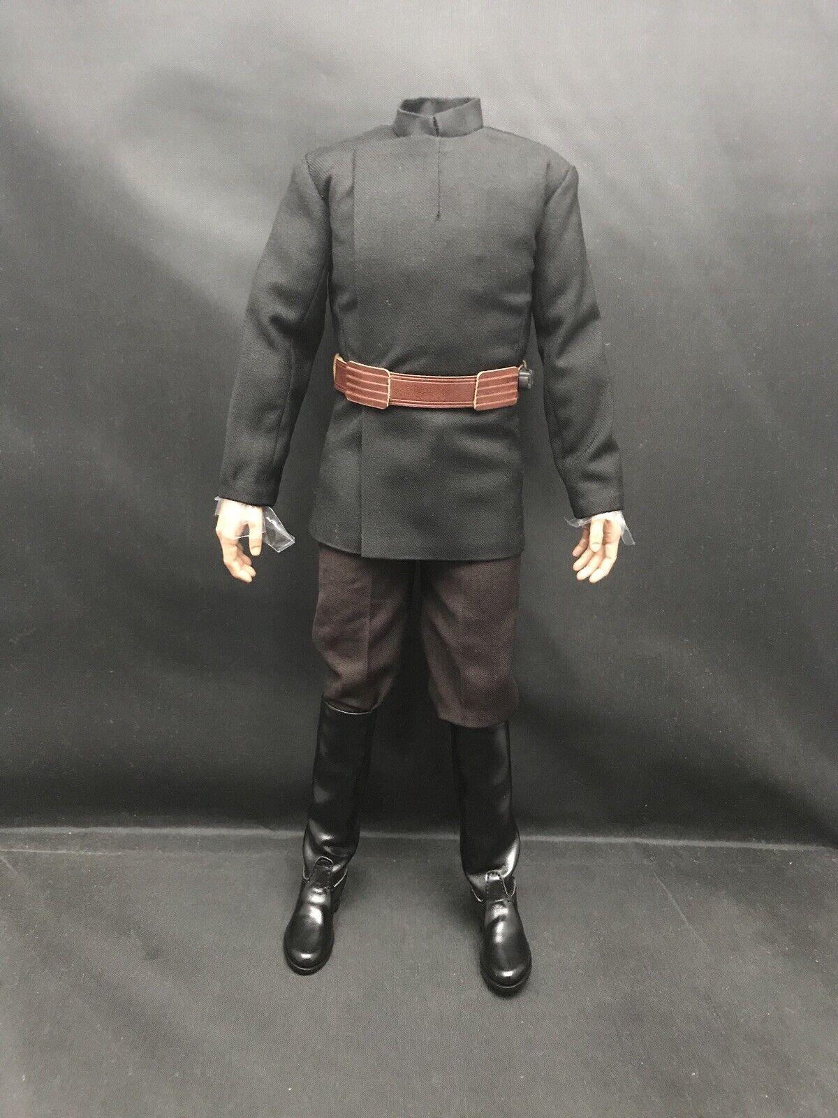 caliente giocattoli MMS496 16 estrella guerras Attack of the Clones Count Dooku  corpo & Outfit