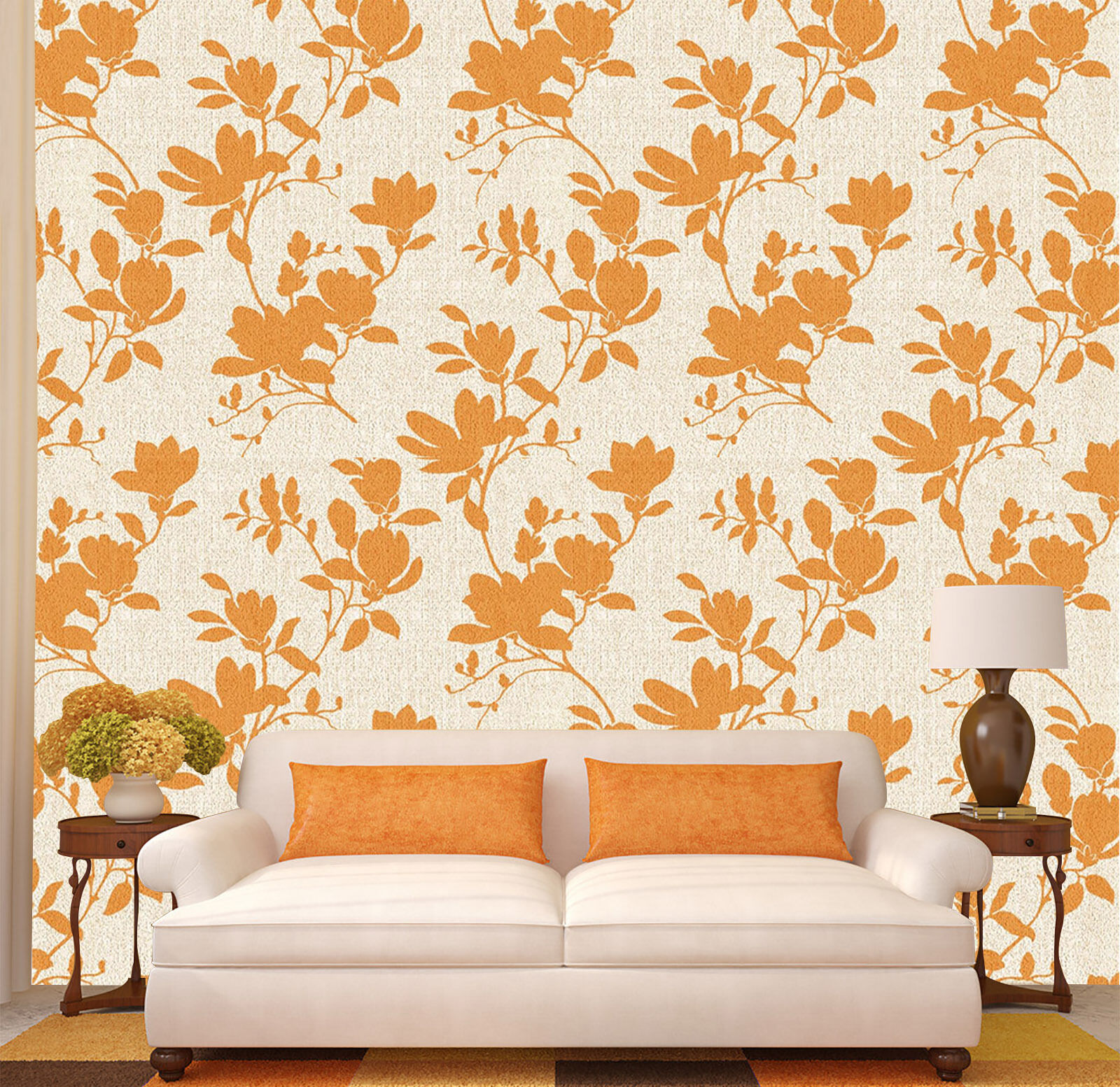 3D Gelbes Muster, Muster 254 Fototapeten Wandbild Bild Tapete Familie Kinder