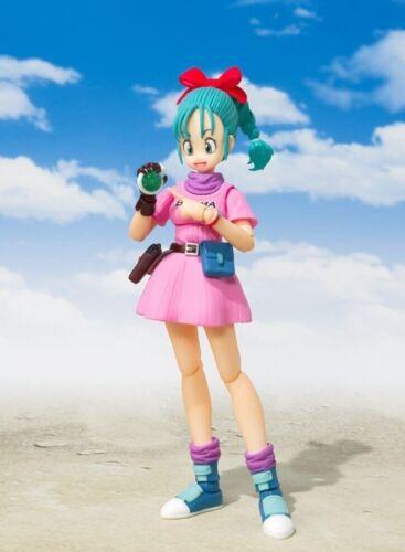Figuarts Dragon Ball Adventure Begins Bulma Ac Bandai Tamashii Nations S.H NEW