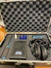 Ansonics Son Tector Ultrasonic Sound Amp Leak Detector Model 110m 110