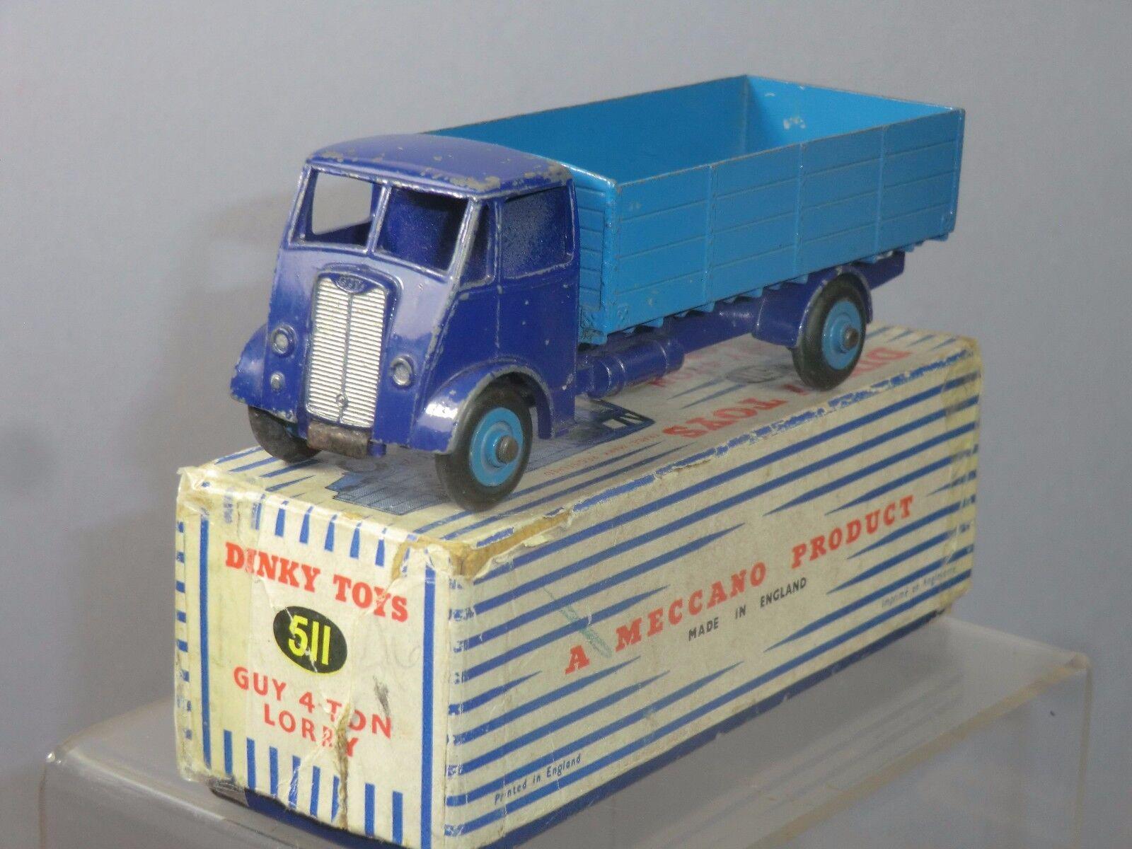 Schäbiges supervibros modell no.511 typ 4-ton lkw im mib