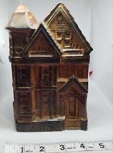 Vintage-Victorian-House-Slab-Planter-Pottery