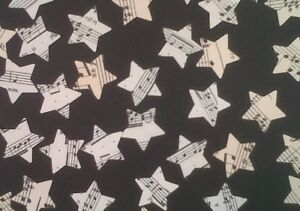 500-x-1-034-STAR-Vintage-Music-Sheet-Table-Confetti-Weddings-Christmas-Toppers
