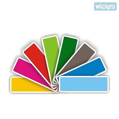 WICKEY Farbänderung Rutsche Spielturm Kletterturm Schaukel