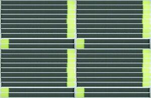 Amical 40 Velcro Serre-câbles 800 X 50 Mm Jaune Fluo Fk Kabelklettband Câble Velcro Velcro-afficher Le Titre D'origine Toujours Acheter Bien