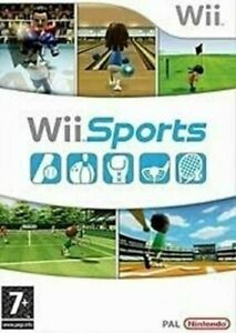 Wii Sports - Original Nintendo Wii game