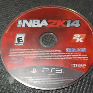 NBA 2K12 (Sony PlayStation 3, 2011) PS3 DISC ONLY