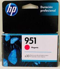 HP 951 Magenta Officejet Ink Cartridge - Cn051an140