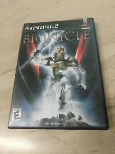 Bionicle PlayStation 2 PS2 EA